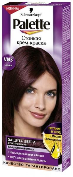 Краска слива для волос