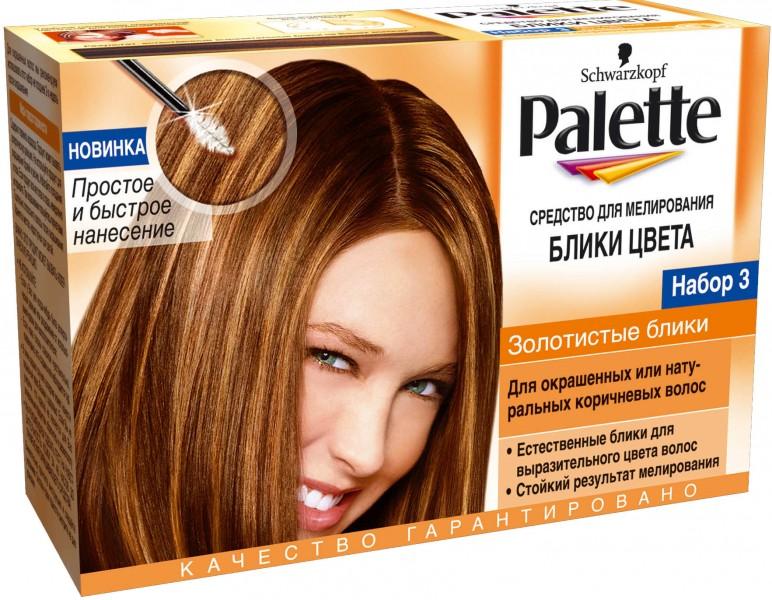 Краска для мелирования волос в домашних условиях отзывы 194